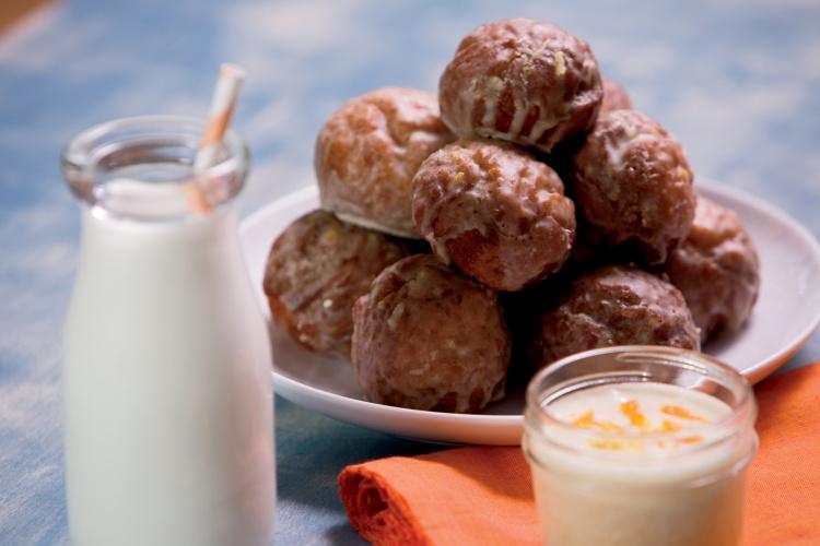 unique sweet potato recipe, sweet potato donuts