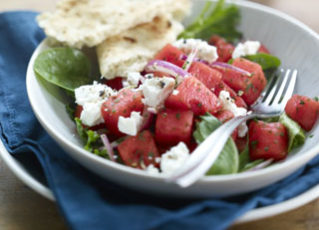 Mediterranean-Watermelon-Salad