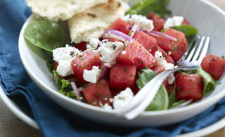 Mediterranean-Watermelon-Salad